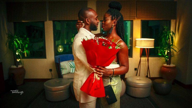 Birthday Trip to Dubai Turned Proposal! Anne & Samuel's Love Story