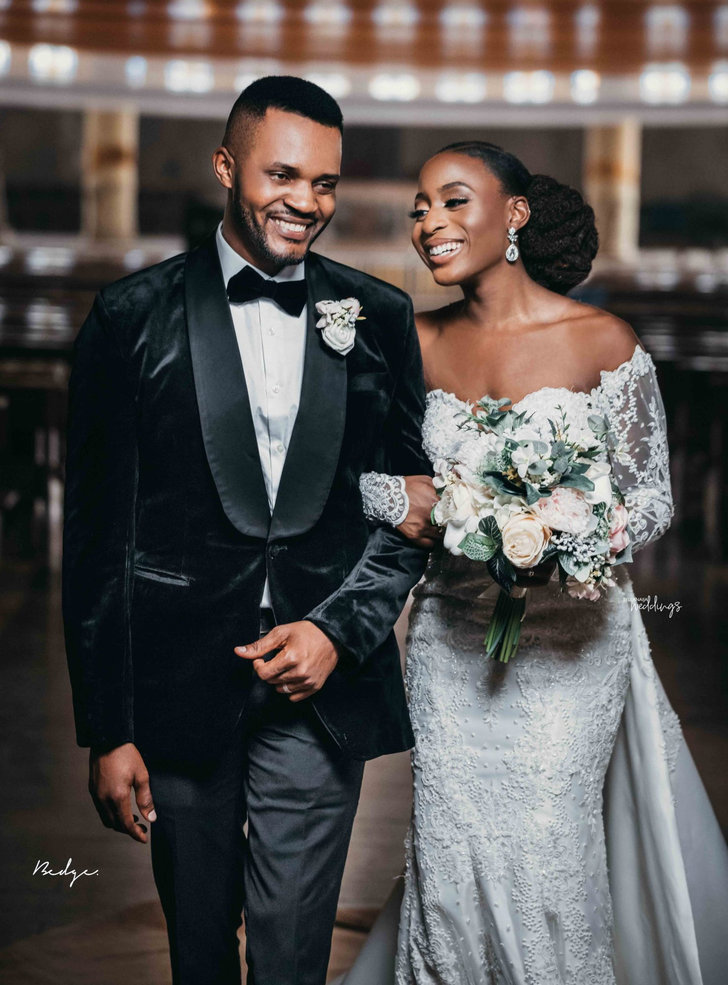 Ebele & Emeka's Love-Filled Wedding in Anambra