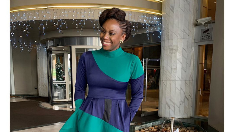 Chimamanda Adichie honoured by the prestigious Yale University