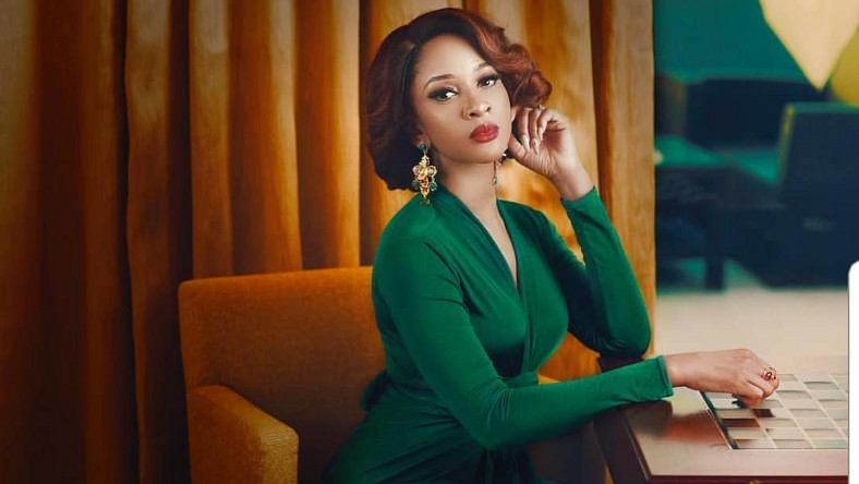 Adesua Etomi-Wellington, Jim Iyke, Dakore Akande, others star in new film 'The Set Up'