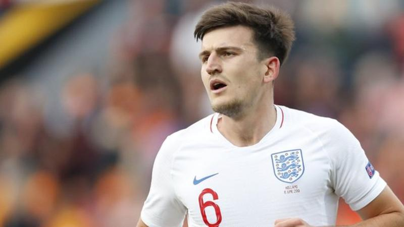 Harry Maguire: Manchester United bid £70m for Leicester City defender