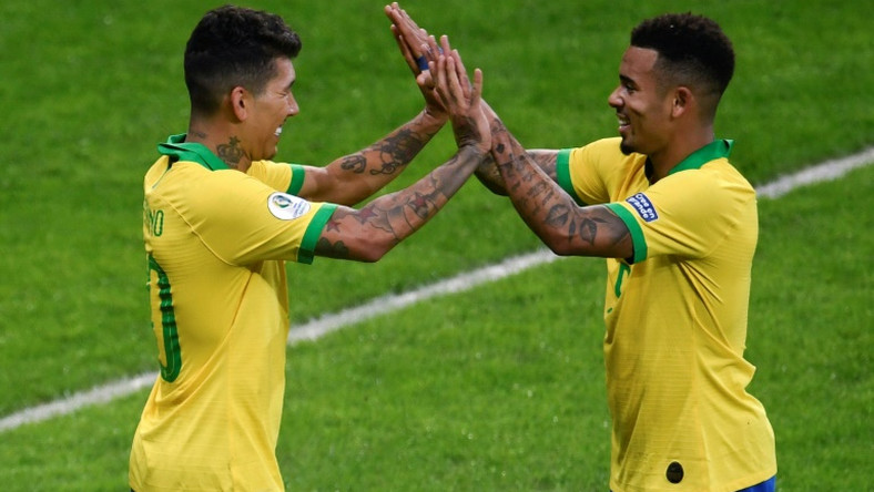 Jesus, Firmino send Brazil into Copa America final as Messi fails again