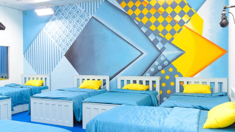 Check out the interior design of the BBNaija LockDown House (PHOTOS)