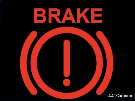 Brake Warning Light On