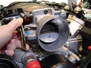 Engine Idle Surge