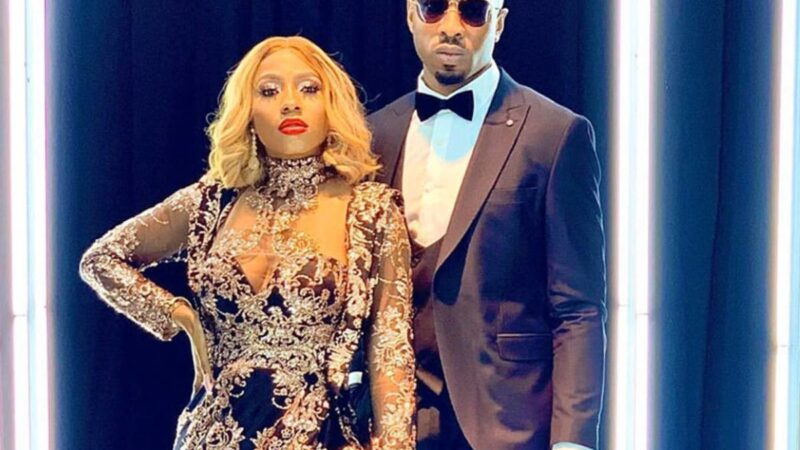 Mercy and Ike: Ike spends N1 million on diamond ring for Mercy