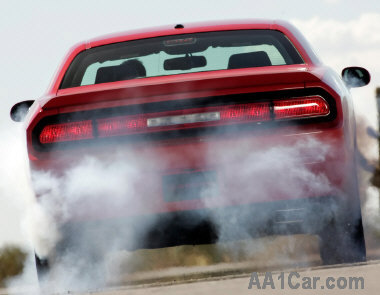 Smoke In Exhaust