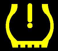 TPMS Warning Light On
